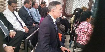 Jueza liga a proceso y envía a prisión a los 17 implicados en el caso IGSS