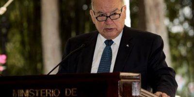 """Insulza se despide de la OEA y le pide al país que """"salga adelante a través del diálogo"""""""