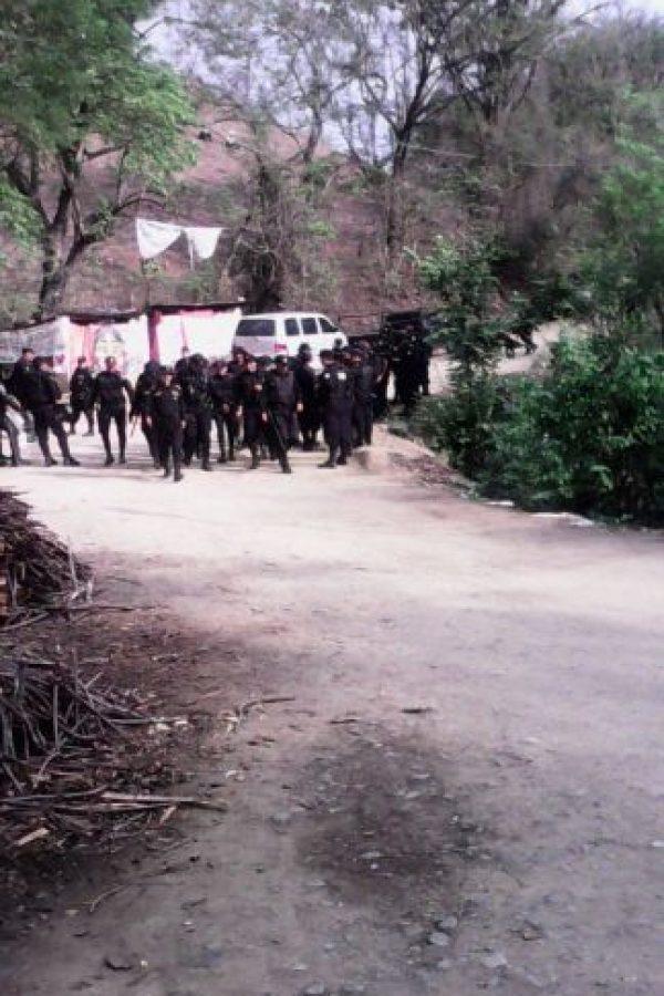 Foto:Resistencia de la Puya