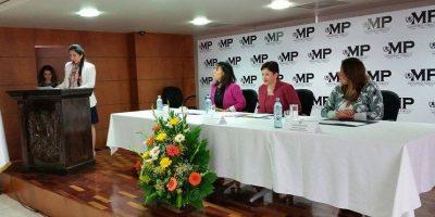 """Fiscal Thelma Aldana: """"Guatemala es un país violento hacia la niñez"""""""