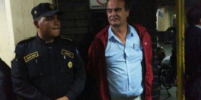 Roberto Ardón acompañó a su amigo en audiencia del caso #IGSSPisa