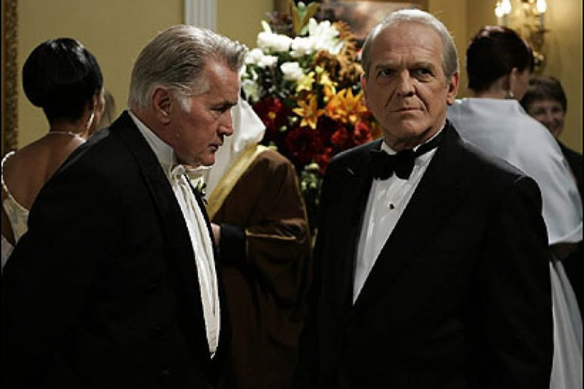 John Spencer en The West Wing Foto: Agencias