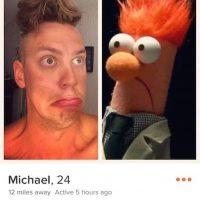 Comparan sus parecidos con celebridades Foto:Instagram.com/explore/tags/tinderfail/
