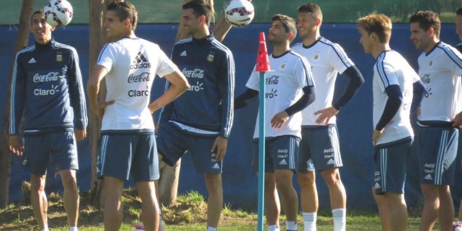 """La """"Albiceleste"""" es quizá el máximo favorito a llevarse el torneo por la calidad de sus futbolistas. Foto:Vía facebook.com/AFASeleccionArgentina"""