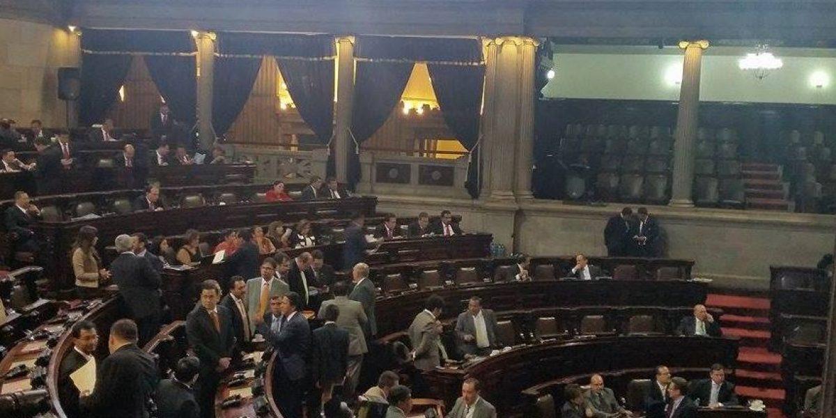 #AntejuicioOPM Congreso establece comisión pesquisidora