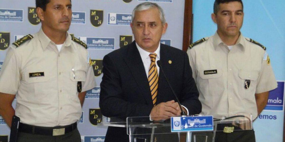 Pérez asegura que no pidió amparo por antejuicio en su contra