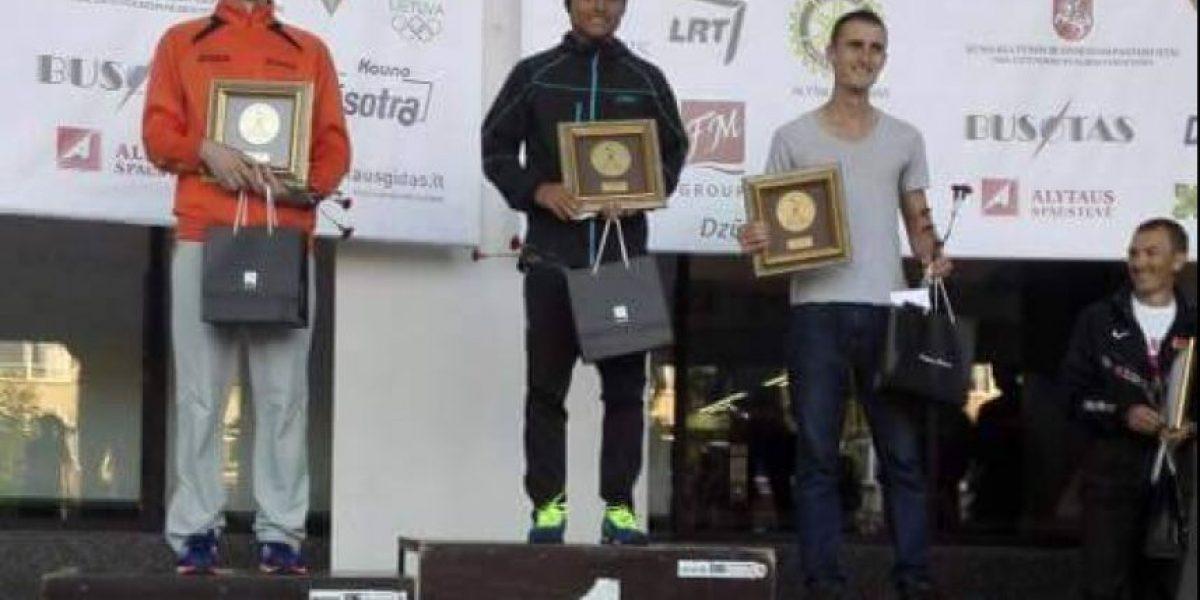 Barrondo repite como campeón en Lituania y Ortiz obtiene la plata