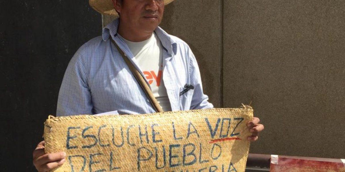 Calas interpone denuncia por otorgar supuesta licencia minera ilegal