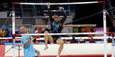 VIDEO. El fallo que alejó de las medallas a Ana Sofía Gómez