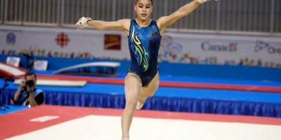Ana Sofía Gómez competirá por cuatro medallas en Toronto 2015