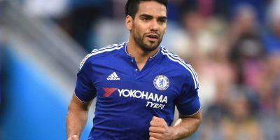 2. Radamel Falcao (Chelsea) Foto:Vía facebook.com/ChelseaFC