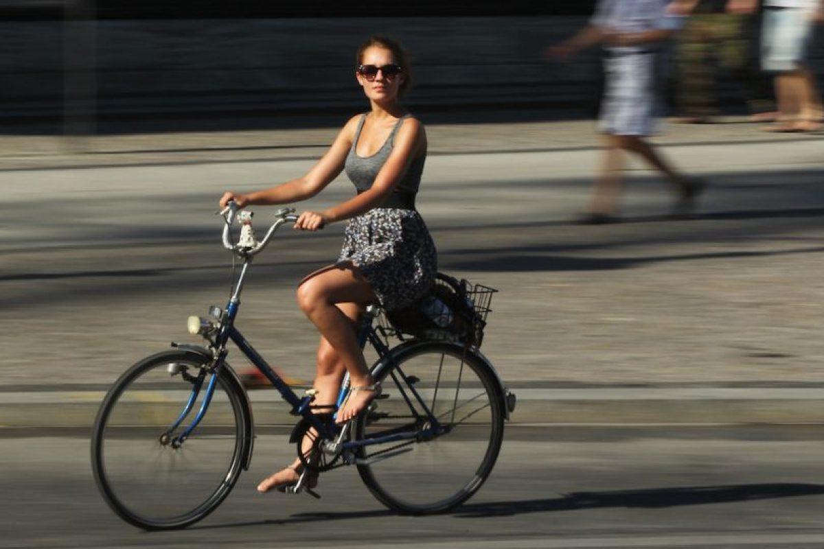 Para desplazarse por la ciudad. Foto:Getty Images