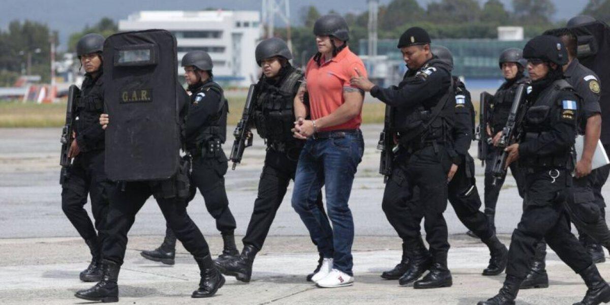 Jairo Orellana, supuesto narco, es extraditado a Estados Unidos