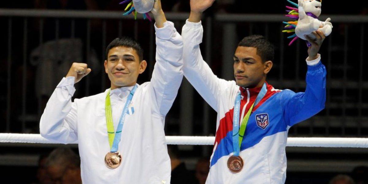 Un boxeador de Guatemala volvió al podio de los Panamericanos tras 20 años