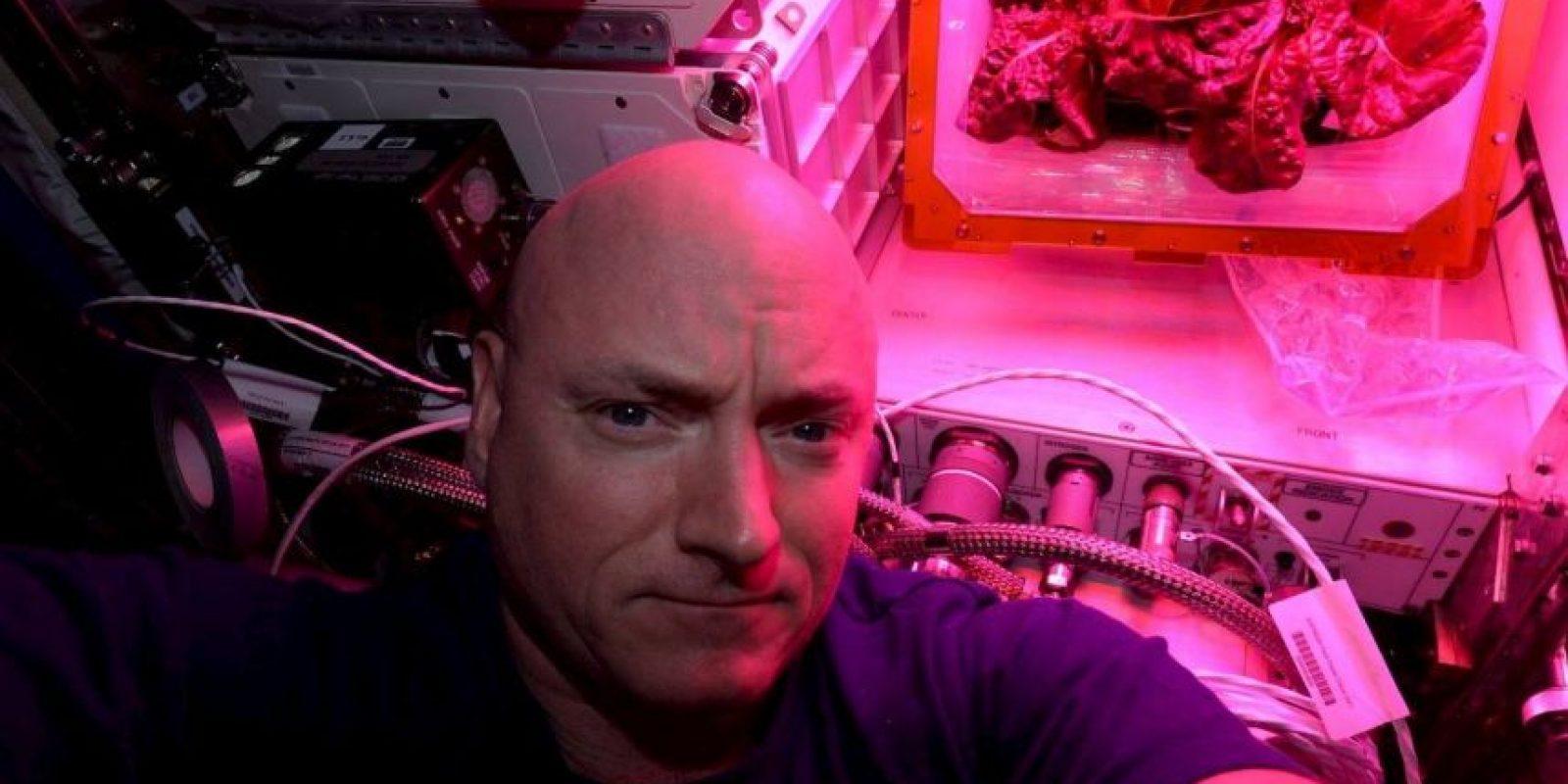 4. ¿Existe alguna verdura que los astronautas hayan vetado? Foto:Facebook.com/NASA