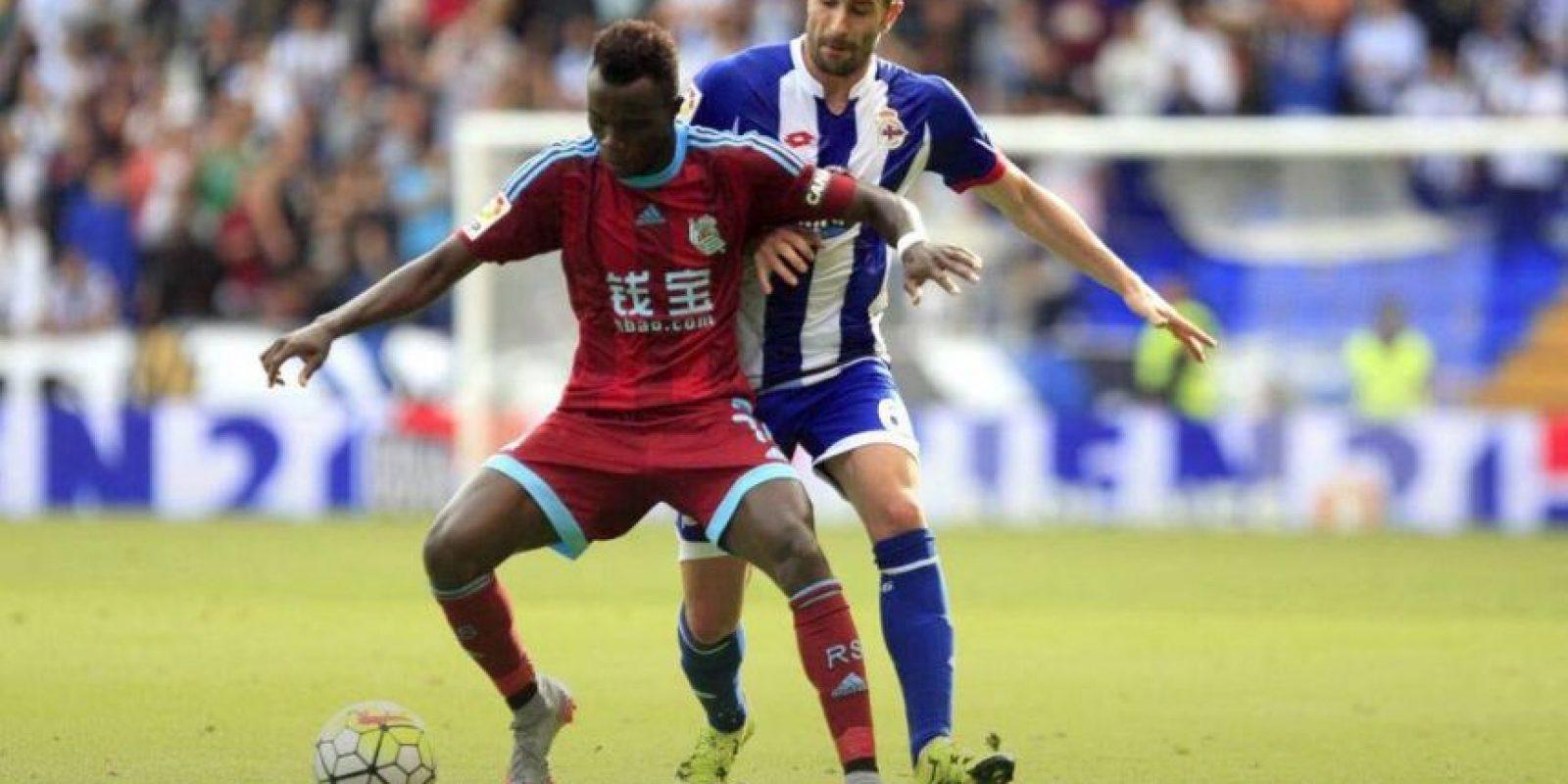 Deportivo La Coruña 0-0 Real Sociedad Foto:Vía facebook.com/RCDeportivo