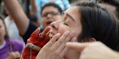 VIDEO. Guatemaltecos incansables manifestaron frente a Casa Presidencial
