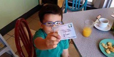 Empadronamiento disminuye en Elecciones Infantiles 2015