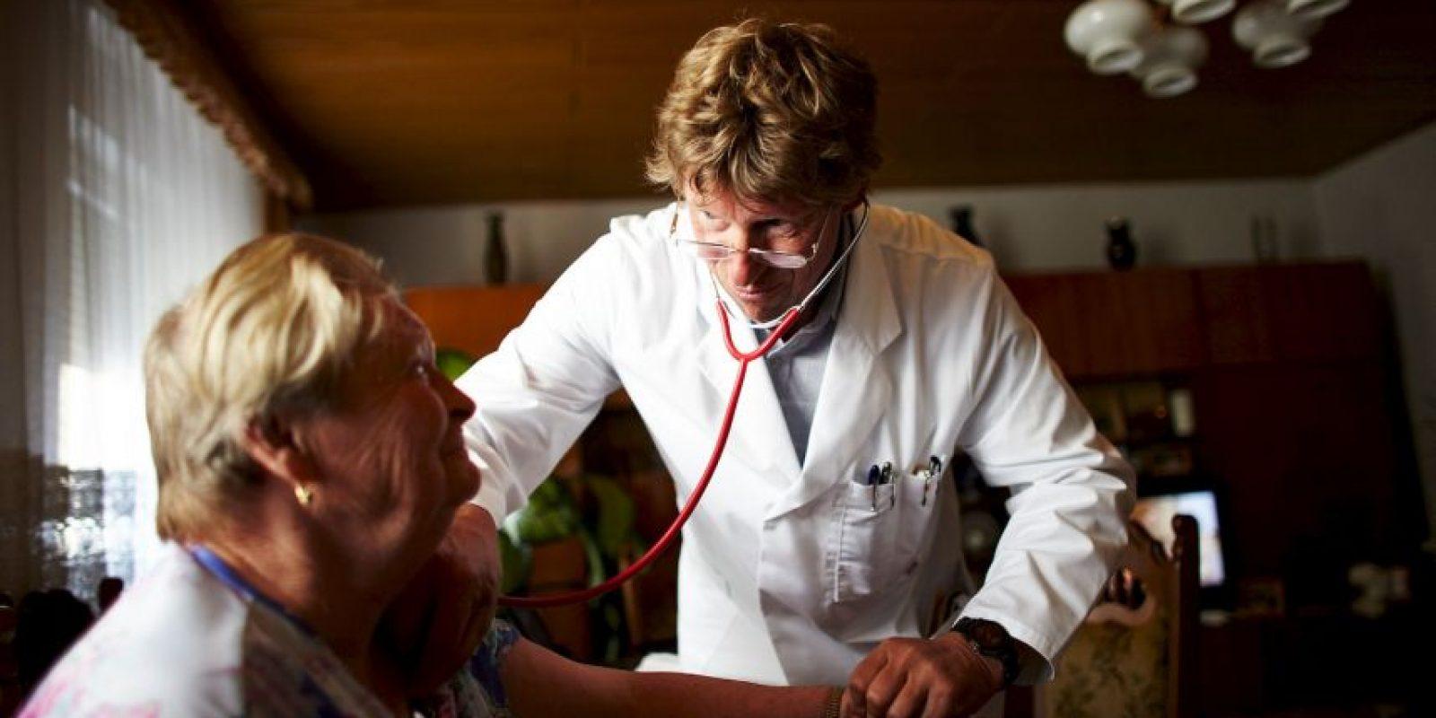 5. Se calcula que 3.4 millones de niños viven con el VIH/SIDA. Foto:Getty Images