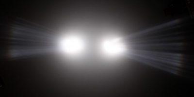 Los trabajadores del lugar afirman que las luces que aparecen en el video no son reflejo de nada. Foto:Getty Images