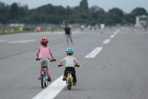 Para desarrollar capacidades motrices en los niños. Foto:Getty Images