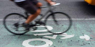 Andar en bicicleta – 25 kilómetros por hora Foto:Getty Images