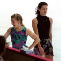 Tonya Harding vs. Nancy Kerrigan Foto: Getty Images