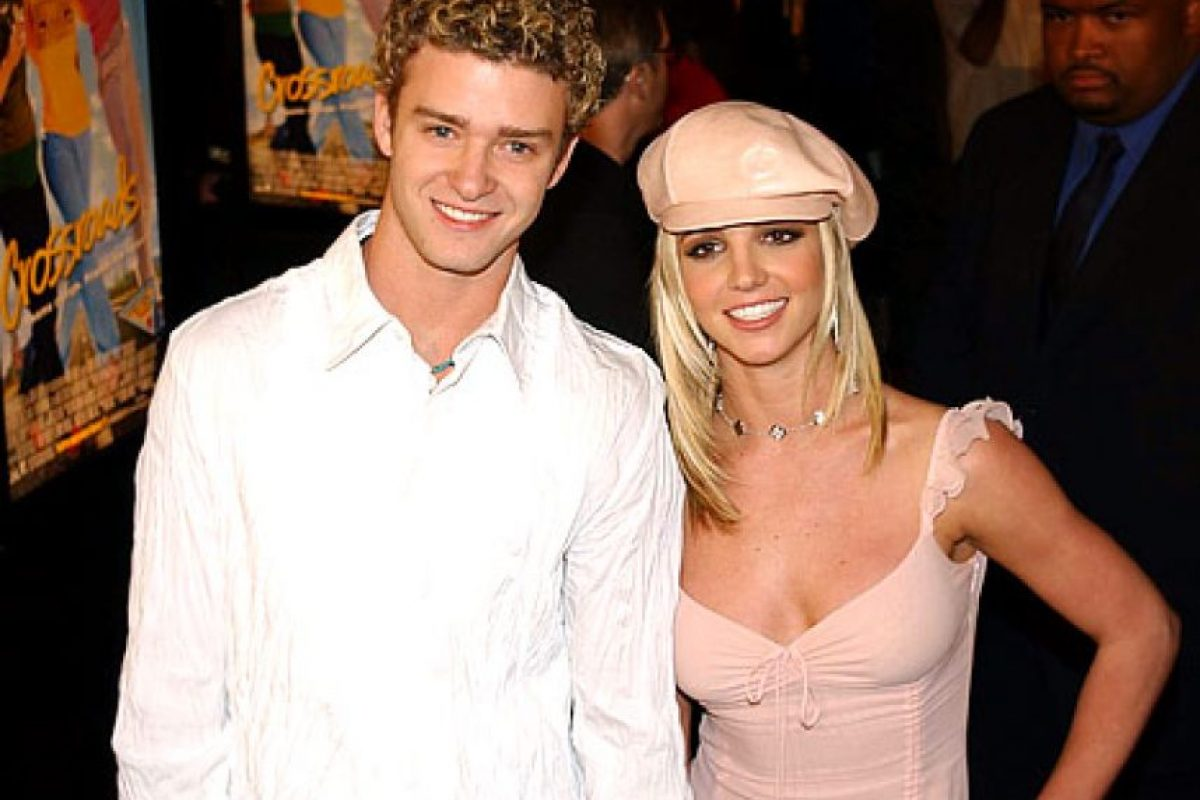 Justin Timberlake y Britney Spears Foto:Agencias