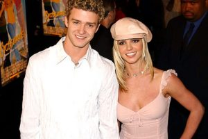 Justin Timberlake y Britney Spears Foto: Agencias