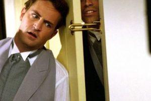 """Durante 10 años le dio vida a """"Chandler"""". Foto:vía facebook.com/friends.tv"""