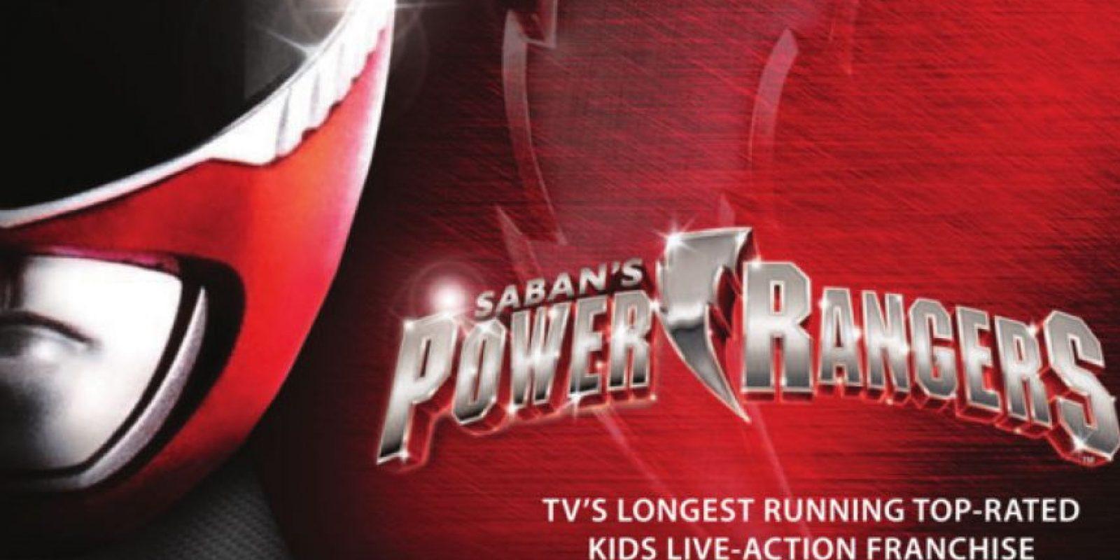 """Esta es la nueva imagen del reboot de los """"Power Rangers"""" Foto:heroichollywood.com"""