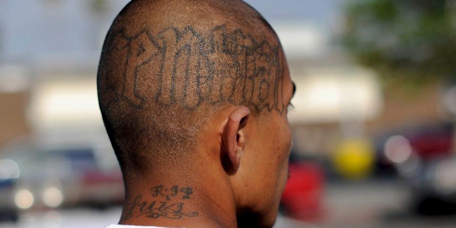 3. Las tasas de homicidio de las pandillas superan ampliamente las de la población en general. Foto:Getty Images