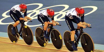 Para representar a su país en los Juegos Olímpicos. Foto:Getty Images