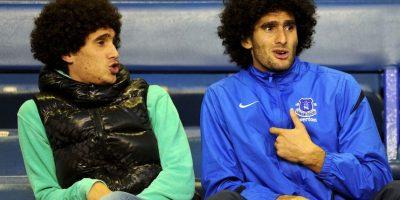 """Bueno, en realidad no fue el futbolista quien preocupó a """"Mou"""", sino su hermano gemelo Mansour. Foto:Getty Images"""