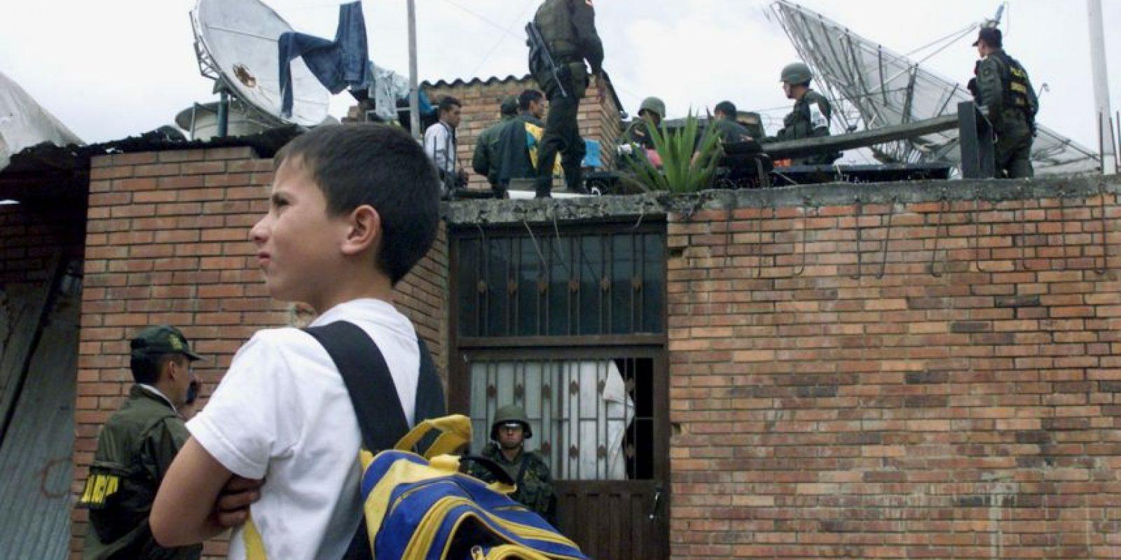 """""""Las pláticas para alcanzar la paz con las FARC continúan"""". Foto:Getty Images"""