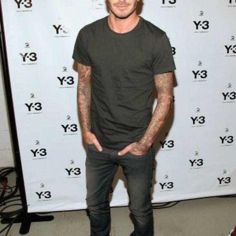 No es la primera vez que Beckham trabaja con Guy. Foto:Getty Images