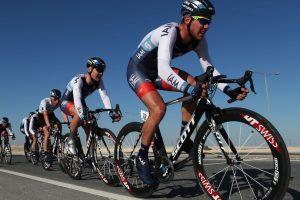 Para competir en tours de ciclismo. Foto:Getty Images