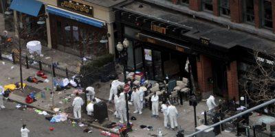 Los días después de la tragedia. Así se vivió 2013 Foto:Getty Images