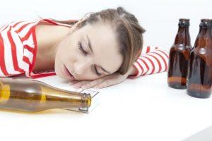 """10. Estar tan borracho o borracha y dar un """"espectáculo"""". Foto:Getty Images"""