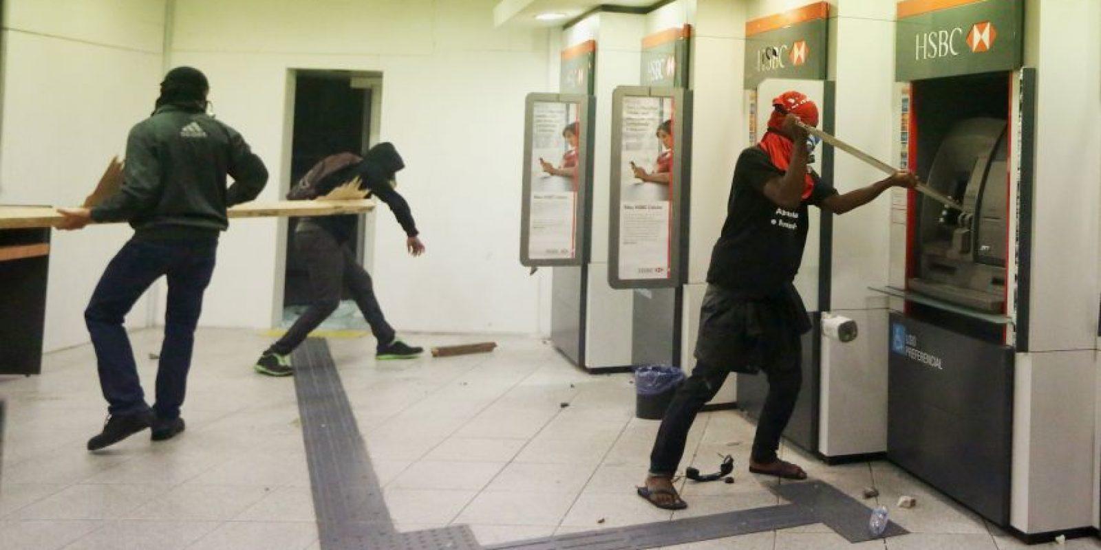Sin embargo, los delitos cometidos por jóvenes de entre 14 y 15 años han aumentado. Foto:Getty Images