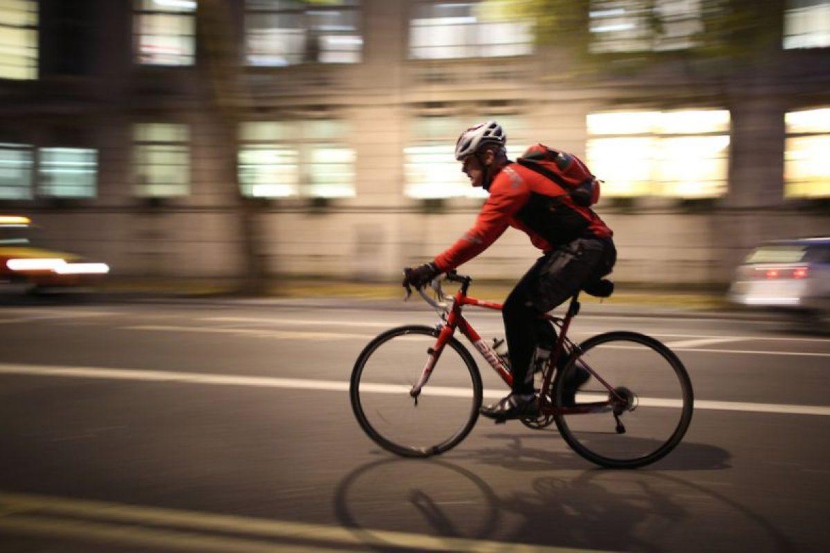 Para ahorrar en transporte. Foto:Getty Images