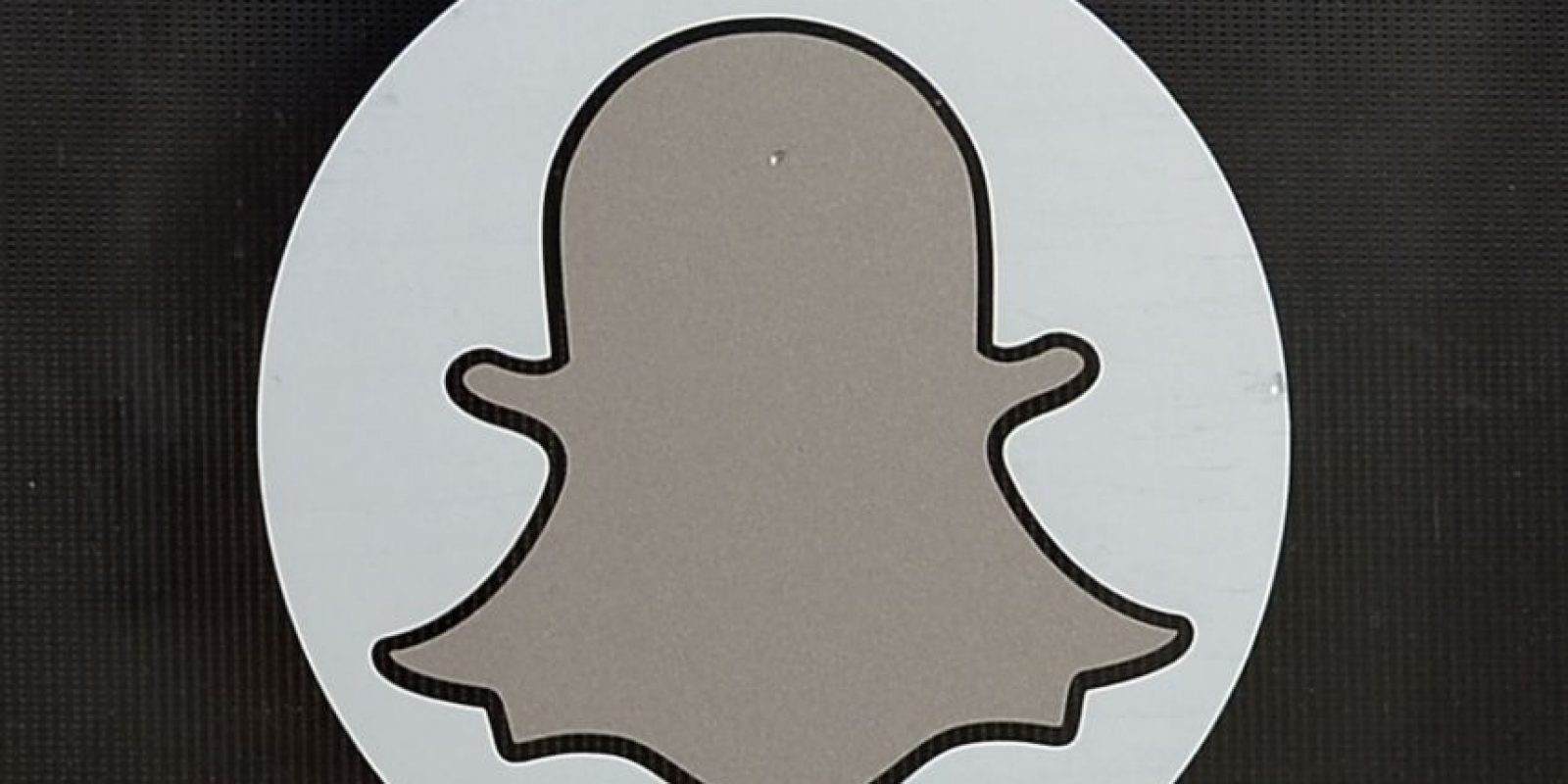 El logo de Snapchat, además de reforzar el concepto de privacidad que ofrece la marca, tiene un nombre: se trata de Ghostface Chillah, basado en el miembro del grupo de rap Wu-Tang Clan Foto:Getty Images