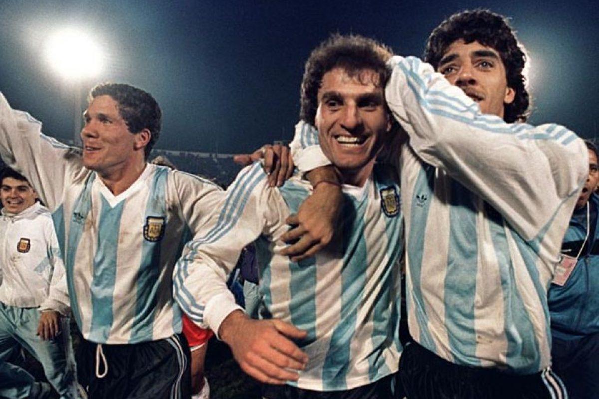 La última vez fue en Chile 1991. Foto:AFP