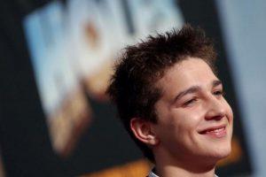 Shia Labeouf ya era conocido como actor infantil y adolescente. Foto:vía Getty Images