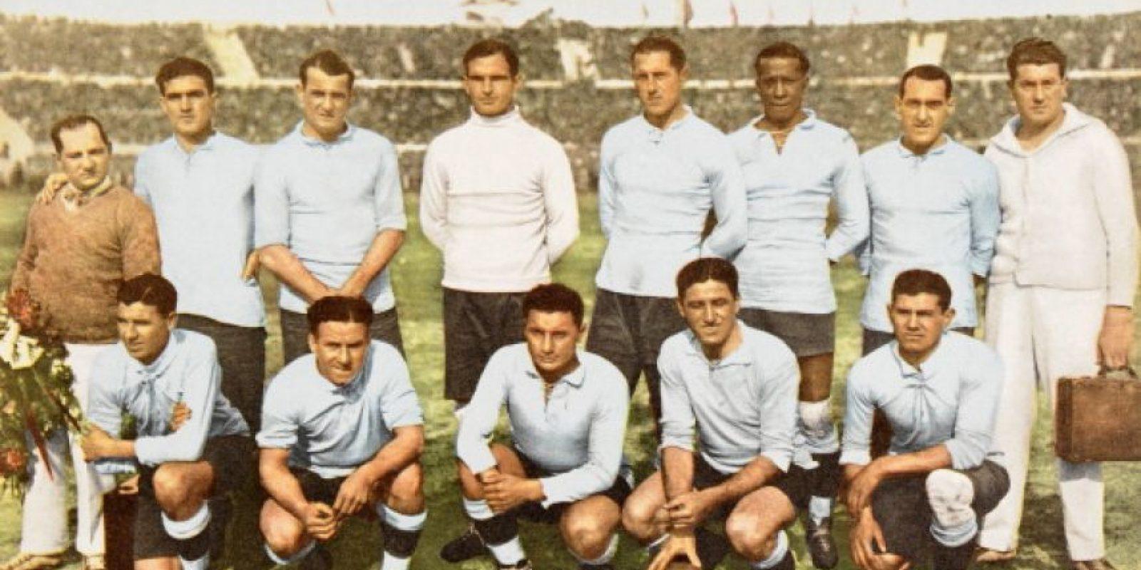 Uruguay en 1930.