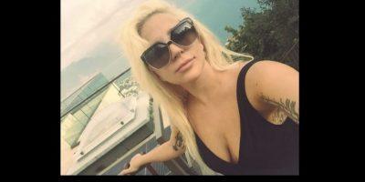 La cantante descansa en la ciudad de Montreux, en Suiza. Foto:vía instagram.com/ladygaga