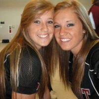 Kaitlyn y Kristen Hooper Foto:Agencias