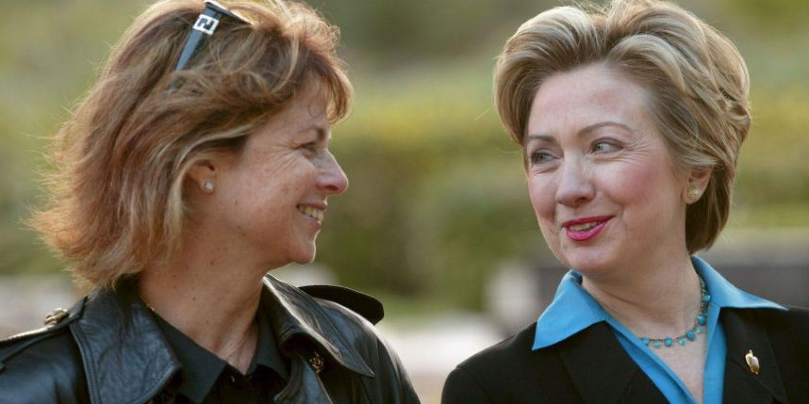 1. Hillary Cinton, precandidata a la presidencia de Estados Unidos (2002) Foto:Getty Images