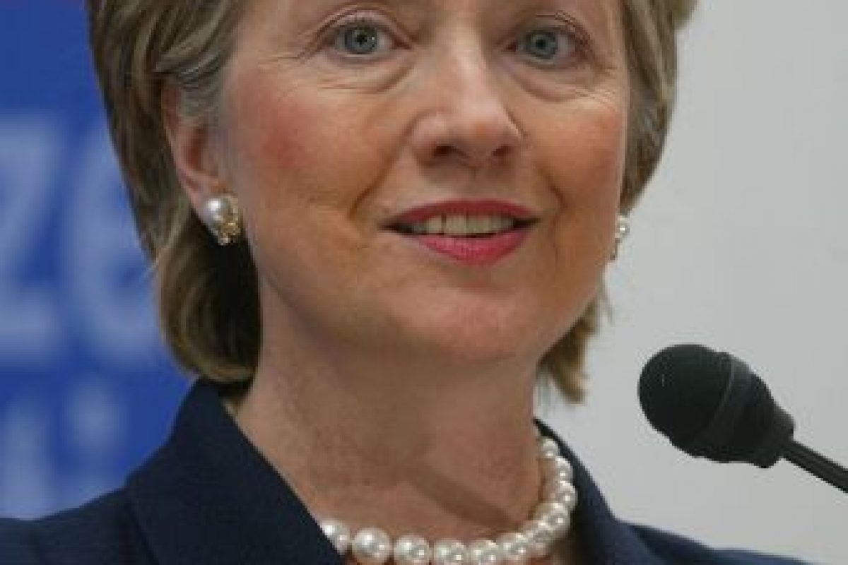Hillary Clinton (2003) Foto:Getty Images