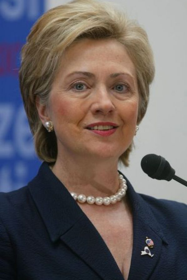 Hillary Clinton (2003) Foto: Getty Images